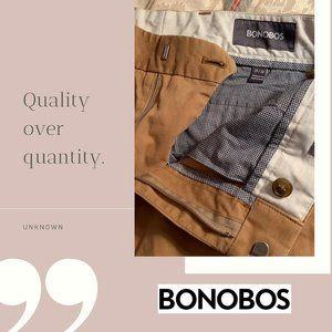 Bonobos Stretch Weekday Warrior Slim Men's Pants